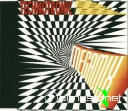 Technotronic - Megamix (Maxi-CD) 1990