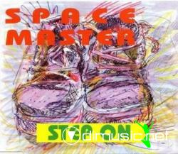 Space Master - Step On (Maxi-CD) 1994