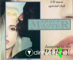 Space Master - Jumping To The Party (Maxi-CD) 1993