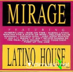 Mirage - Latino House (Maxi-Vinyl) 1990