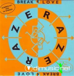 Raze - Break 4 Love (Maxi-Vinyl) 1988