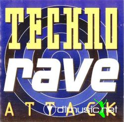 V.A.-TECHNO RAVE ATTACK (1995)