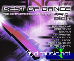 Best Of Dance - The Complete Collection By D'jay Rich 4 CDs (2008)