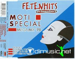 FULL CD MOTI SPECIAL - Mega-Mix (98 MaxiSingle)