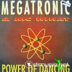 Megatronic - Power Of Dancing (Maxi-CD) 1994