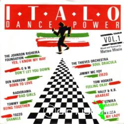 Italo Dance Power Vol.1 (1988)