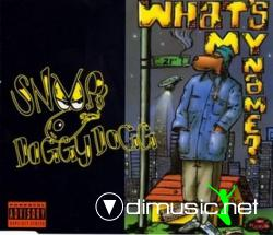 Snoop Doggy Dogg - What's My Name (Maxi-CD) 1993
