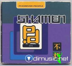 Shamen - Phorever People (Maxi-CD) 1992