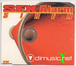Sex Alarm - Siren (Maxi-CD) 1996