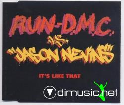 RUN D.M.C. vs. Jason Nevins - It's Like That (Maxi-CD) 1997