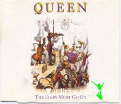 Queen - The Show Must Go On (Maxi-CD) 1991