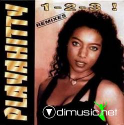 Playahitty - 1-2-3! (Train With Me) (Remixes) (Maxi-CD) 1995