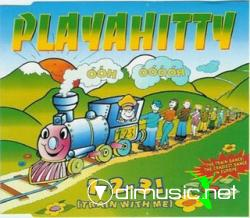 Playahitty - 1-2-3! (Train With Me) (Maxi-CD) 1995