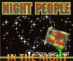 Night People - In The Night (Maxi-CD) 1994