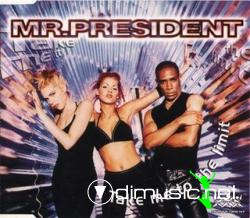 Mr. President - Take Me To The Limit (Maxi-CD) 1997