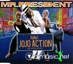Mr. President - Jojo Action (Maxi-CD) 1997