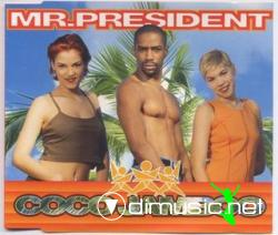 Mr. President - Coco Jamboo (Maxi-CD) 1996