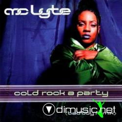 MC Lyte - Cold Rock A Party (Maxi-CD) 1996