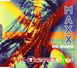 Maxx - No More (UK Remixes) Maxi-CD) 1994