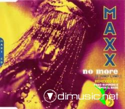 Maxx - No More (Remixes) Maxi-CD) 1994
