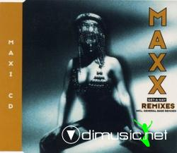 Maxx - Get A Way (The Remixes) (Maxi-CD) 1994