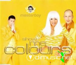 Masterboy - Show Me Colours (Maxi-CD) 1996