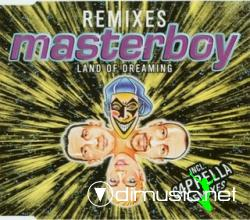 Masterboy - Land Of Dreaming (Remixes) (Maxi-CD) 1996