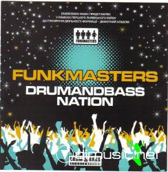 Funk Masters - Drum & Bass Nation