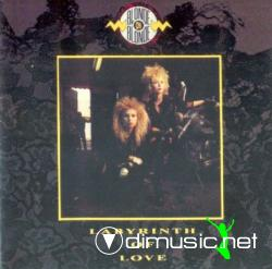 Blonde on Blonde - Labyrinth of Love (1989)/Norway-AOR/