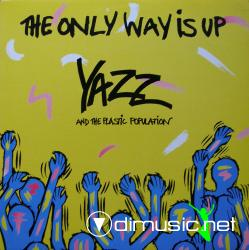 Yazz And The Plastic Population - The Only Way Is Up (Vinyl) 1988