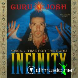 Guru Josh - Infinity (1990's: Time For The Guru) / 8 versions