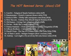 V.A. - The Hot Remixed Series - (Disco)- 6 CD - 2006