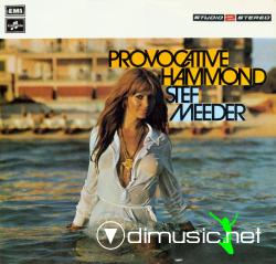 Stef Meeder - Provocative Hammond  - 1970