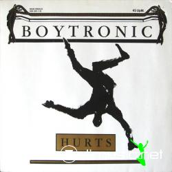 Bobby Orlando & Boytronic - Hurts Maxi Single 1986