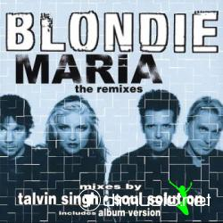 Blondie - Maria - Maxi Single  - 1999