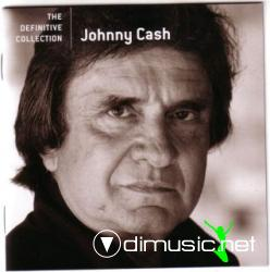 Johnny Cash - The Definitive Collection (2008)