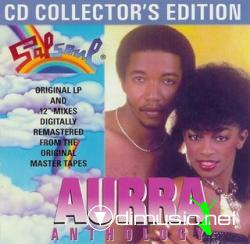 Aurra - Anthology - Volumes 1&2