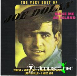 Joe Dolan - Make Me An Island - The very best of - 1990
