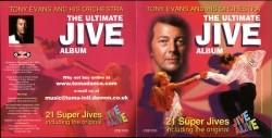 Tony Evans - The Ultimate Jive Album