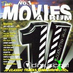 Cover Album of Various Artists - Number 1 Hits From The Movies