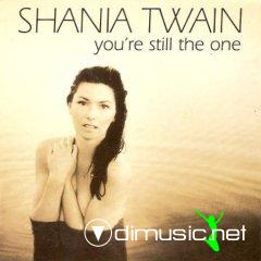 SHANIA TWAIN - YOU'RE STILL THE ONE (1998) (192 KBPS)