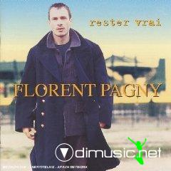 Cover Album of Florent Pagny - Rester Vrai - 1994