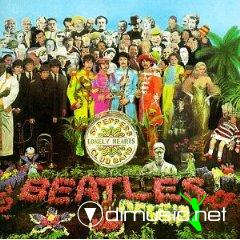 THE BEATLES-Sgt. Pepper's Lonely Hearts Club Band