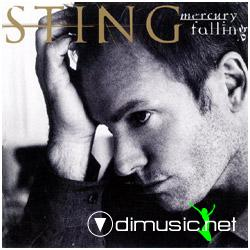 Cover Album of Sting - Mercury Falling