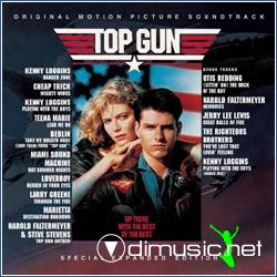 Cover Album of Top Gun - soundtrack