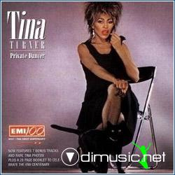 Cover Album of Tina Turner - Private Dancer