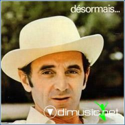 Cover Album of Charles Aznavour - Desormais