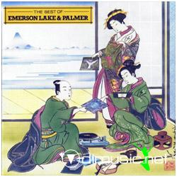 Cover Album of Emerson, Lake & Palmer - The best of