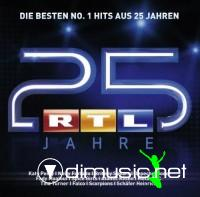 RTL: The Best No1 Hits 25 Years - 2CD (2009)