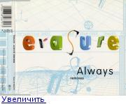Erasure - Always [Remixes] (CDM 1995)
